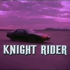 KNIGHT RIDER Show 80/'s /& 90/'s Posters Teen TV Movie Poster 24 X 36 A