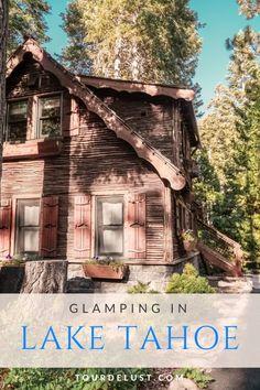 Glamping in Lake Tahoe with Glamping Hub