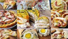Menu pasquetta 2015 anche a casa ricette sfiziose Antipasto, Gnocchi, Fresh Rolls, Buffet, Sushi, Picnic, Food And Drink, Thanksgiving, Easter