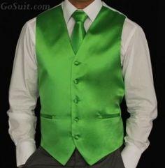 Men's Vest Solid Color - 23