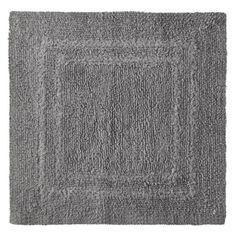Thomas O'Brien® Bath Rug - Flagstone Gray