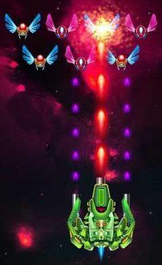 Galaxy Attack Alien Shooter 5 83 Apk Mod Money Gem For