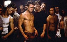 "October 15, 1999: David Fincher's film version of Chuck Palahniuk's novel ""Fight Club"" starring Brad Pitt and Edward Norton is released.  Photo: 20th Century-Fox"