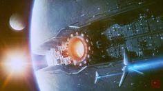 imthenic:  Starkiller Base by  Julian Faylona