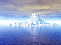 great colors, iceberg in arctis