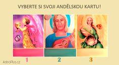 Vyberte si svoji andělskou kartu! | AstroPlus.cz Magick, Relax, Polaroid Film, Astrology, Witchcraft