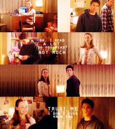 """Jess was my favorite of Rory's boyfriends, especially """"later-incarnation Jess"""" as I like to call him after he moved to NY and got his act together.  I like to imagine that if they had gone for an 8th season, they would have gotten back together and had a double wedding with Luke and Lorelai."""