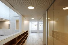 OMKYRKOFORUM by Carmen Izquierdo as Interior Architects
