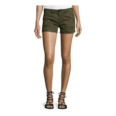 Sanctuary Traveler Twill Shorts, Mother Nature Camo (79 AUD) ❤ liked on Polyvore featuring shorts, sanctuary shorts, camouflage shorts, twill shorts, camoflauge shorts and camoflage shorts