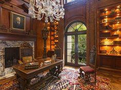 Mansion dream house: Magnificent Mediterranean Estate