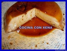 Receta de Flan de huevo en microondas ( sale igual que al baño maria) Jello Recipes, Cuban Recipes, Sweets Recipes, Microwave Recipes, Cooking Recipes, Delicious Desserts, Yummy Food, Mini Tortillas, Four Micro Onde