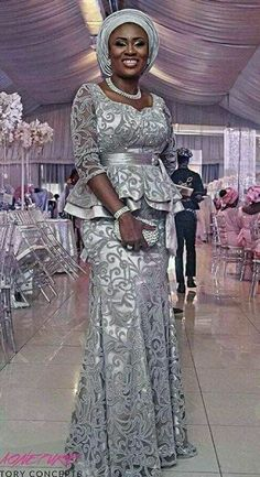 80 ans de maman from Diyanu - Ankara Dresses, Shirts & Nigerian Lace Styles, African Lace Styles, African Lace Dresses, African Dresses For Women, African Attire, African Fashion Ankara, Latest African Fashion Dresses, African Print Fashion, Lace Dress Styles