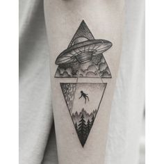 alien tattoo tumblr - Google Search