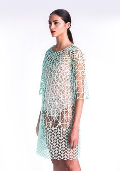 #3dprinting meets #fashion