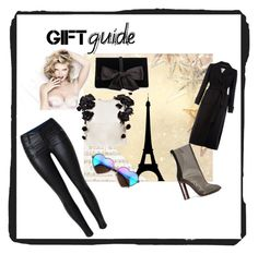 """""""Gift Guide"""" by women-miki ❤ liked on Polyvore featuring Kaisercraft, Esme Vie, adidas, Ann Taylor, Monsoon and Wildfox"""
