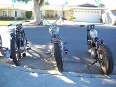 Bobber Inspiration | Bobbers | Bobbers and Custom Motorcycles