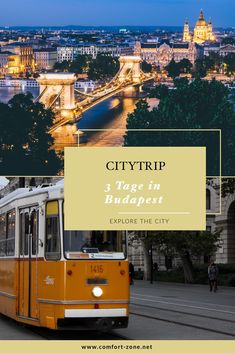 Kurztrip nach Budapest. Top To Dos Sightseeing, Food und mehr.