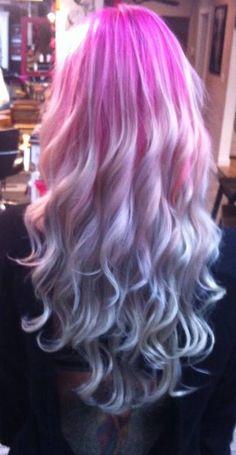 Jessica Nicole Studio   Pink hair   Extensions