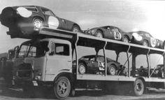 Alfa Romeo Zagato's Team @Tracy Hines of Les Mans
