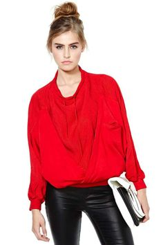 Red Herring Pullover