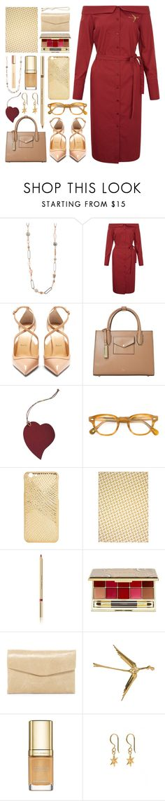 """""""sassy & classy"""" by foundlostme ❤ liked on Polyvore featuring Christian Louboutin, Dune, Hermès, Moscot, Ola, Dolce&Gabbana, By Terry, HOBO, Grace Lee Designs and Mirabelle"""