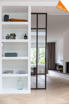 Easy Room Divider Doors room divider bookshelves home.Room Divider Bookshelves Home. Living Room Interior, Home Interior, Home Living Room, Interior Design, Interior Doors, Room Divider Doors, Sliding Room Dividers, Living Room Sliding Doors, Divider Cabinet