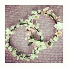 Indie Flower Crowns by xRADFADSx on Etsy, $15.00