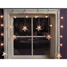 Buy Star Window Christmas Decoration Lights - Clear at Argos.co.uk - Your