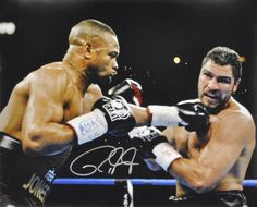 Roy Jones Jr. Autographed Photo (Hand Signed Collectable) Photo from AllPosters.com - $296.99