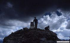 Ben Nevis summit 1344 metres
