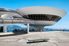 Museu de Arte Contemporanea, Niteroi II - Rio de Janeiro Photography - http://andrewprokos.com