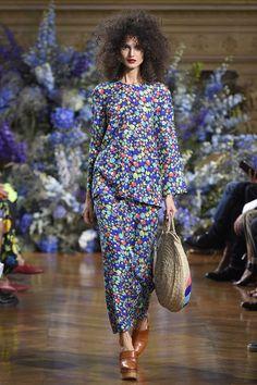 Vanessa Seward - Spring 2017 Ready-to-Wear