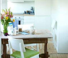 Room Chairs With Polka Dots Yes Dining Room Makeover Classy Clutter
