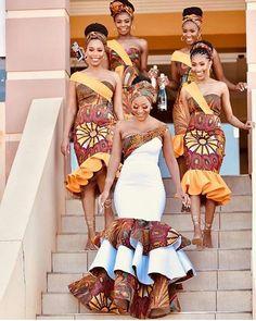 Latest African Fashion styles - Beautiful S.D - Latest African Fashion styles – Beautiful S.D Source by ineskana - African Prom Dresses, Latest African Fashion Dresses, African Print Fashion, Modern African Fashion, Africa Fashion, African Dress Styles, African Fashion Traditional, Nigerian Fashion, African Wedding Attire