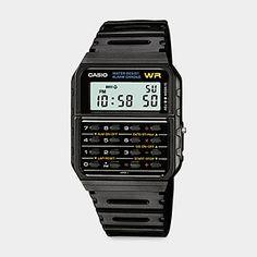 Casio Digital Calculator Watch