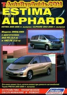 Download free  Toyota Noah  Voxy  20012007  manual for
