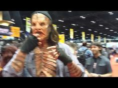 had lots of fun at the 2015 chicago comic entertainment expo comic con walk through