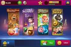 Mirrorball Slots on Behance