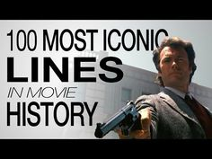 Cinefix's top 100 lines in movie history: Watch the most iconic things ever said on screen (VIDEO).
