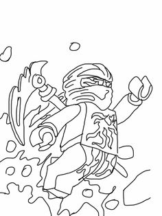 ninjago lord garmadon coloring | ausmalbilder, malvorlagen