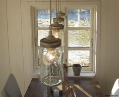 DYI Lamps (in Norwegian)