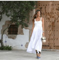 Outfits With Espadrilles–17 Ideas How To Wear Espadrilles