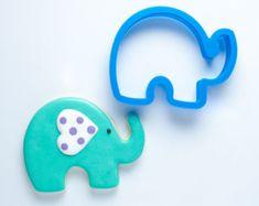 Cabeza de cerdo goggly Cookie Cutter Set of 2 Galletas Cortador De Fondant Pastelería