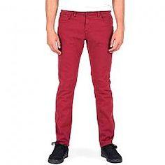 VOLCOM | Vorta S Gene Jeans Crimson