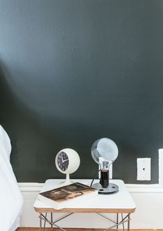 Nightstand Style - A French Blogger's Effortless and Eclectic Home - Photos