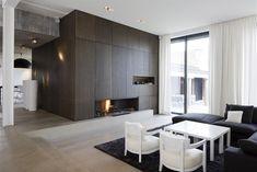 meuble encastré salon contemporain - Recherche Google