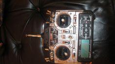 Futaba FP-TP-FM 8 Channel Remote Control Vintage RC Radio PCM  #Futaba