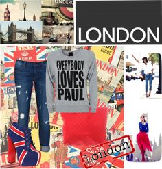 """london life"" by gretuch on Polyvore"