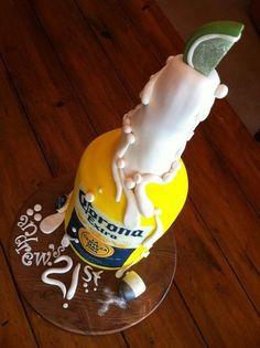 Corona Bottle 21st!