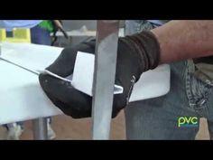 INSTALACION CIELO RASO PVCIELO - PVC ACABADOS - YouTube